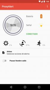 SOS ProxyAlert